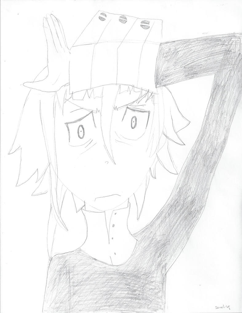 Angry Crona! by Sartisian