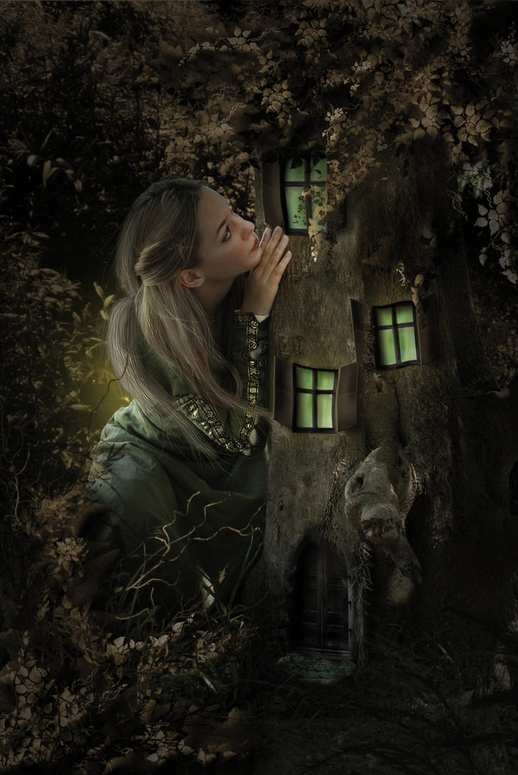Jemand zuhause? by Bergkristalle