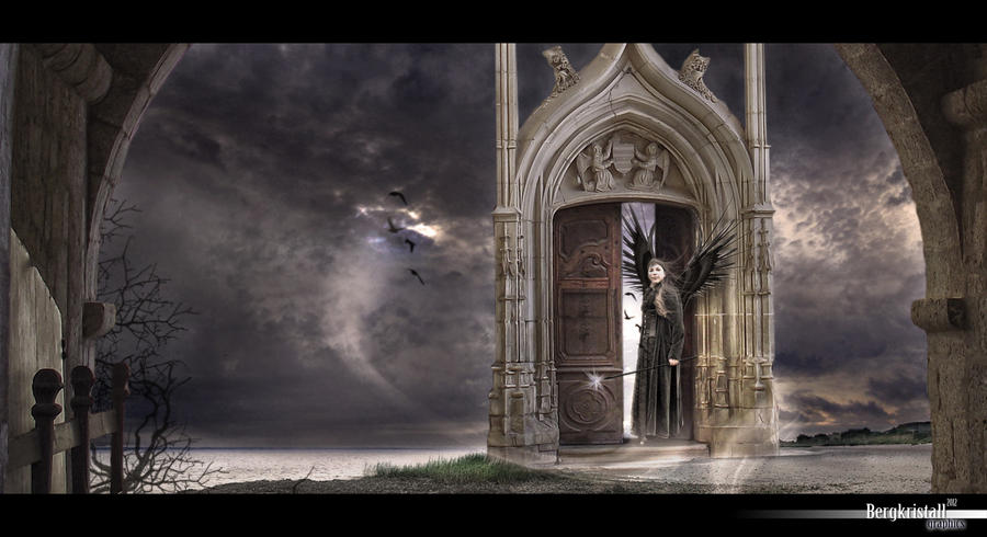 Mystic gate by bergkristalle on deviantart for Door to gate kontakt