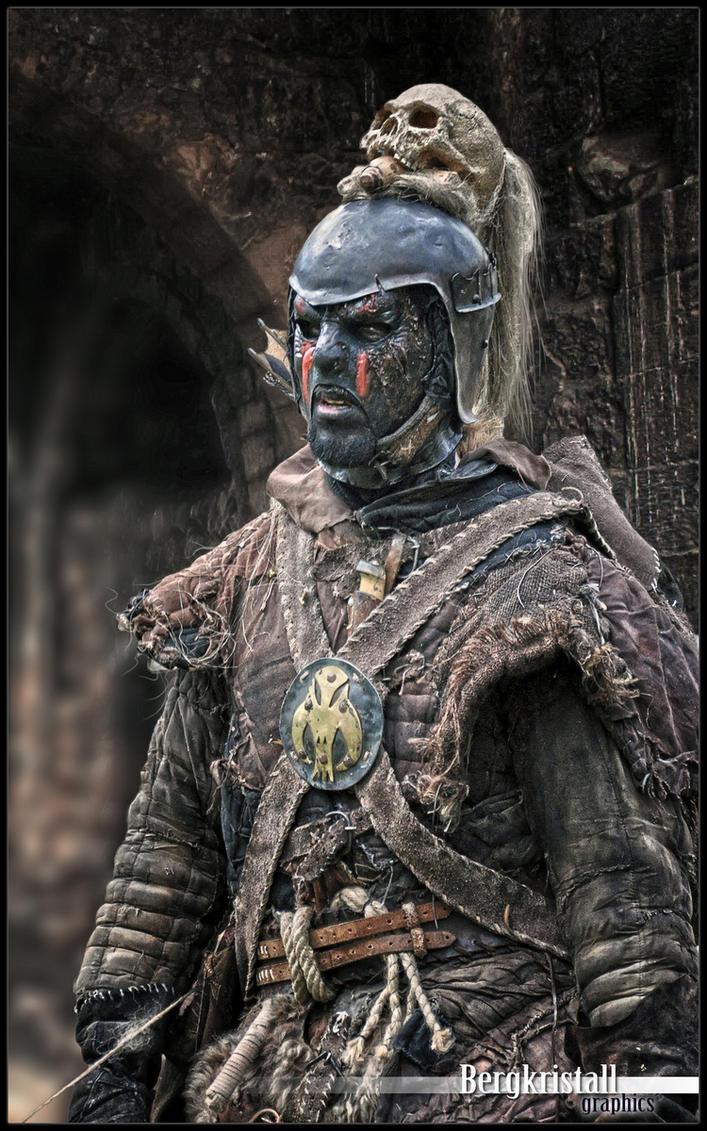 Warrior by Bergkristalle
