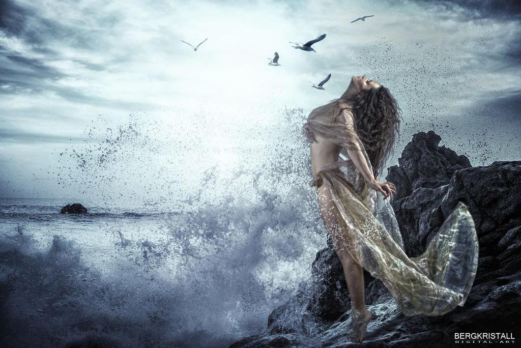 Sea Breeze by Bergkristalle
