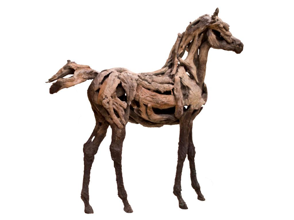 Driftwood Horse by jeffkingston