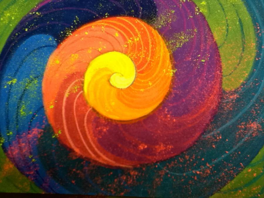 Colorgasmic Nautilus by PassionIsLife