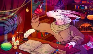 :CO: The Alchemist [FA]