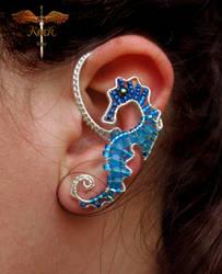 Seahorse II by alina-loreley