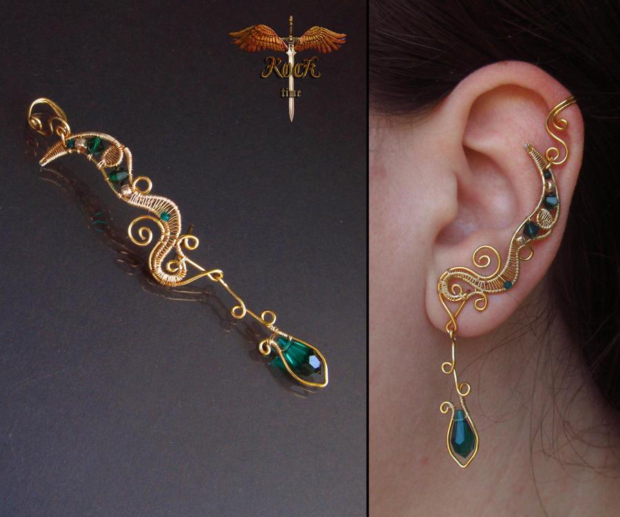 The Emerald Queen by alina-loreley