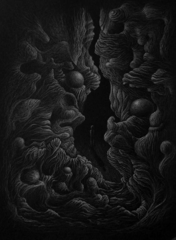 Alone by alina-loreley