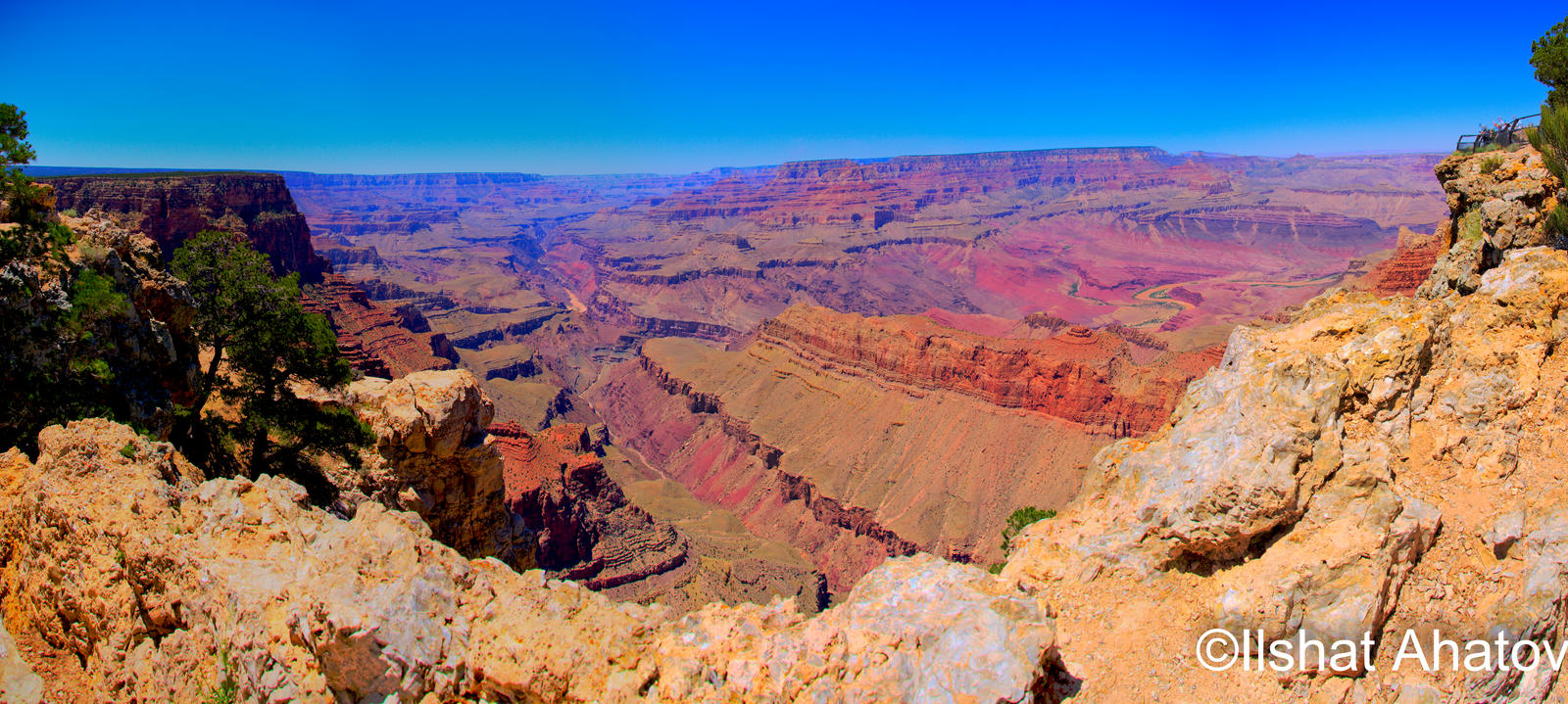Grand Canyon Panorama by ilshat on deviantART