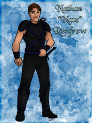 Nathan 'Nate' Renfrew by Arrow-Quivershaft