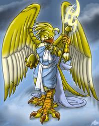 Figure of a goddess