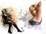 Wallpaper Aya Brea