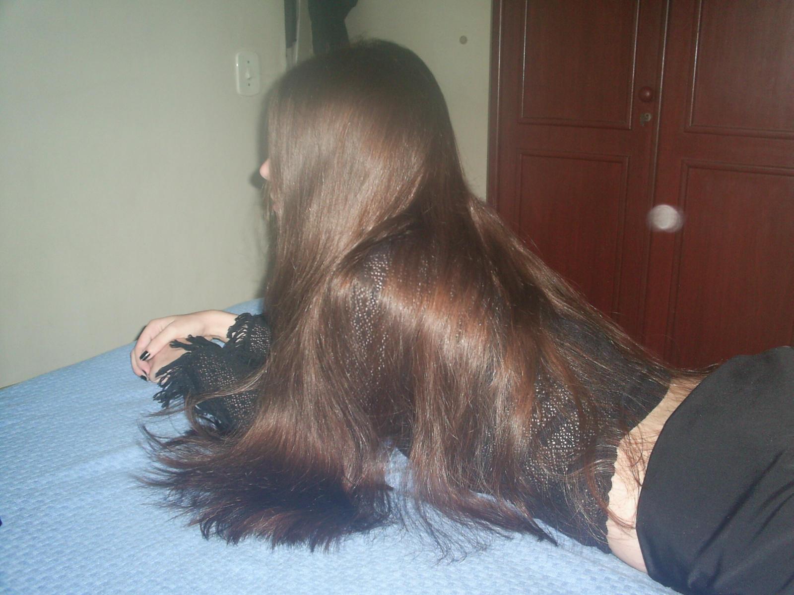 Long Hair Fetish 62