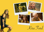 Kira Ford Wallpaper