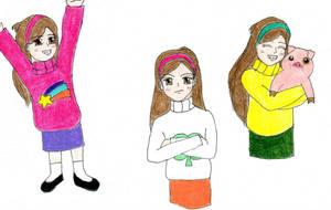 Mabel Doodles