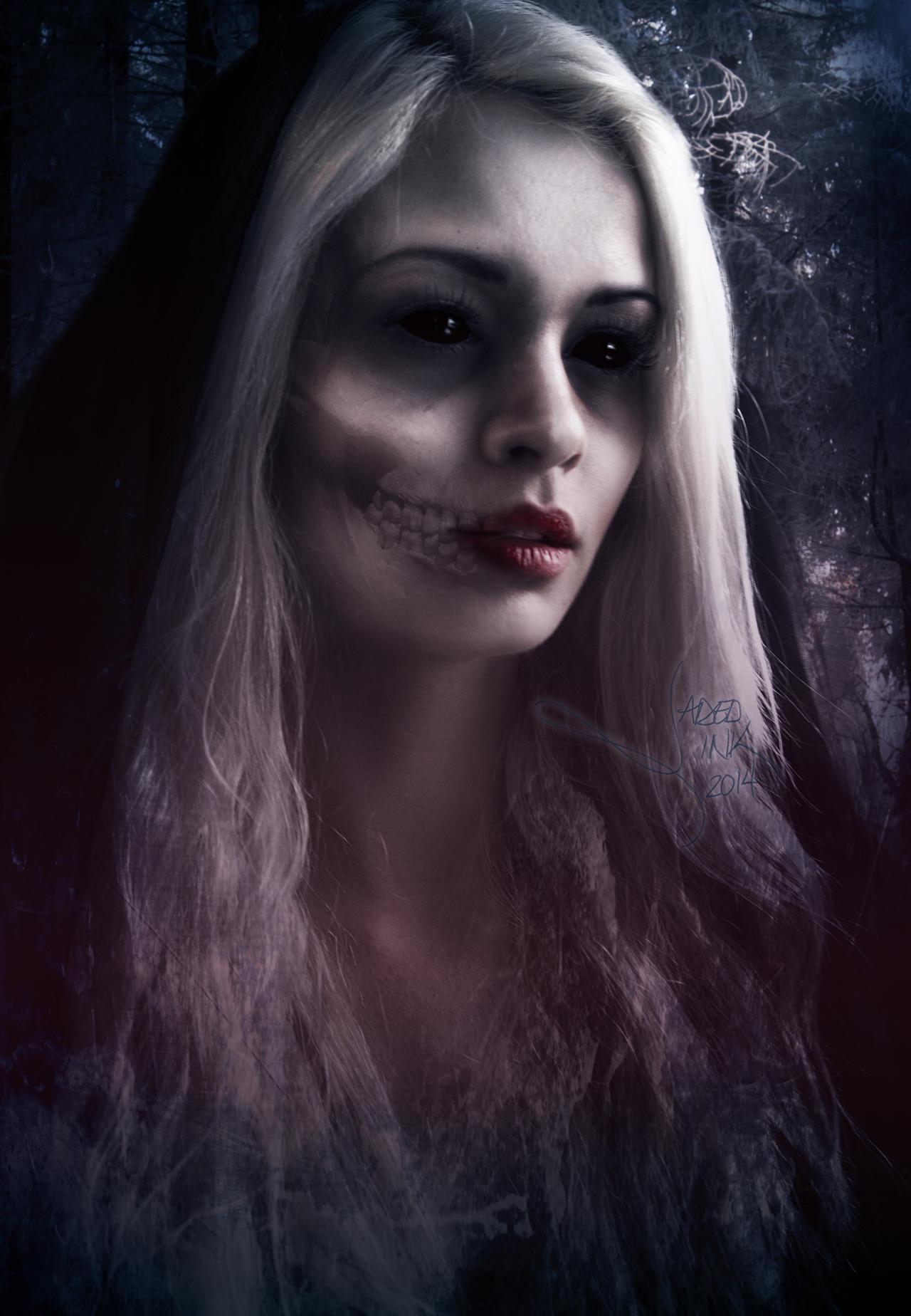 She Seeks by jaded-ink