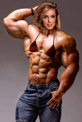 She's in good shape by hlol123