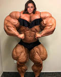 Big Beauty Posing