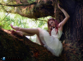 Woodland Pixie II by Rage-Red