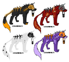 Halloween Adopts (OPEN)