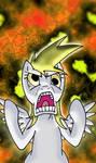 Enraged Derpy