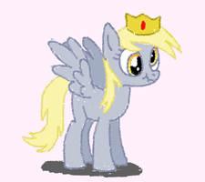 Miss Princess Derpy