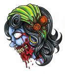 Gypsy Zombie