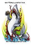 Burger Shark