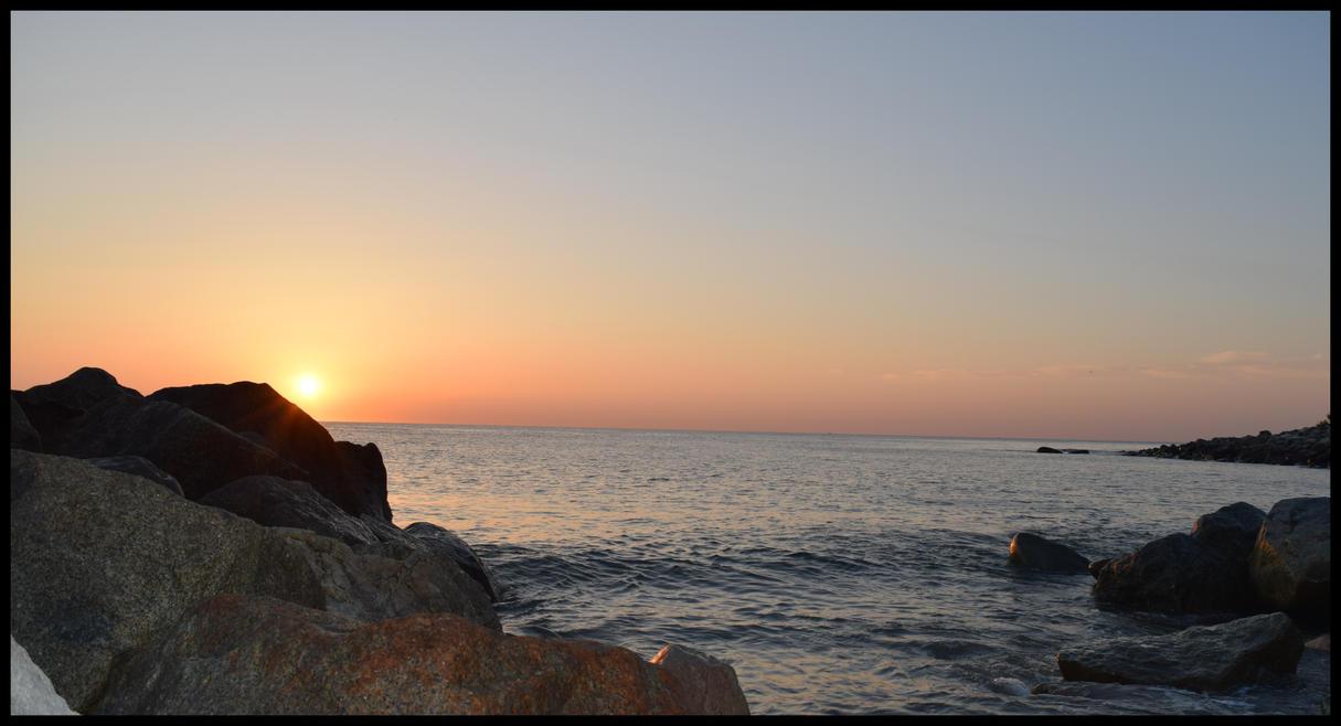 Sunrise by Eremitik