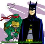 Raphe and Batman
