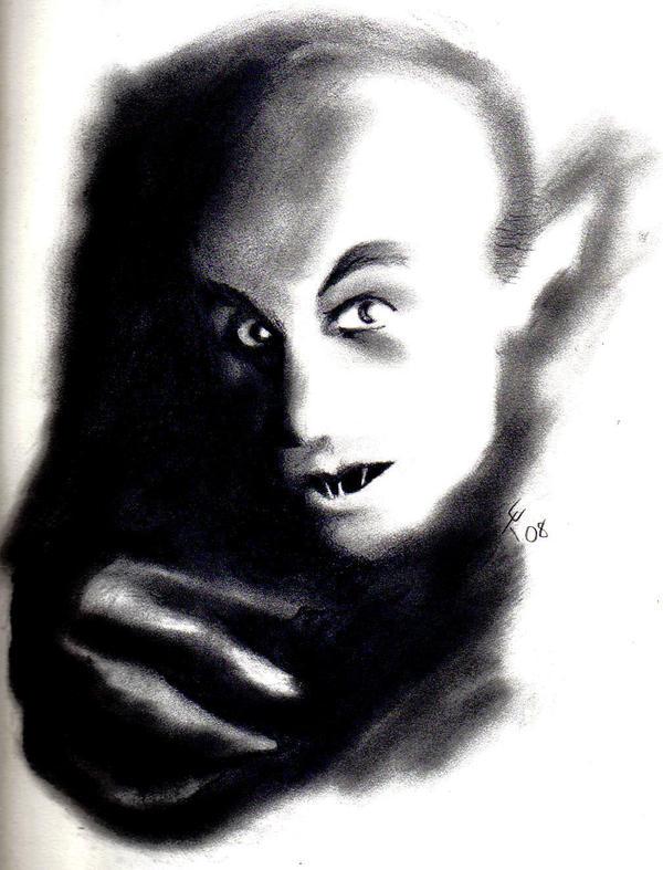 Nosferatus Count Orlok by UBob