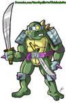 Slash the Evil Turtle