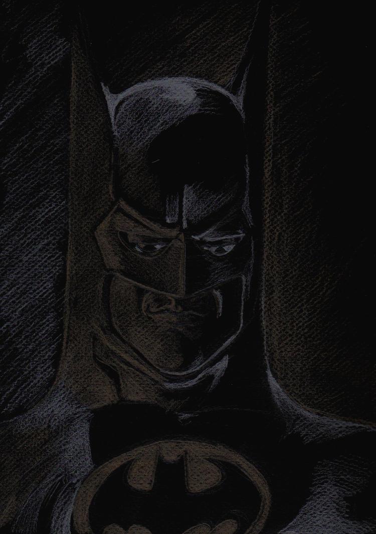 Test 1 Batman by UBob