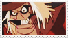 scarecrow batman tas stamp by Slendeyk