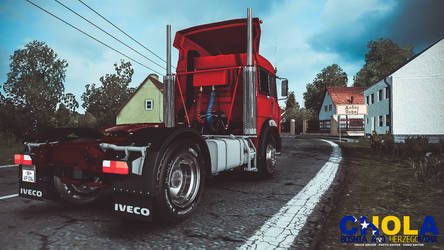 Iveco 190.38 Special - Euro Truck Simulator 2 by gejmerr97