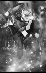 Joker with camera by gejmerr97