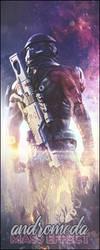 Mass Effect Andromeda by gejmerr97
