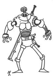 Giantknightbot by Broommaster2000