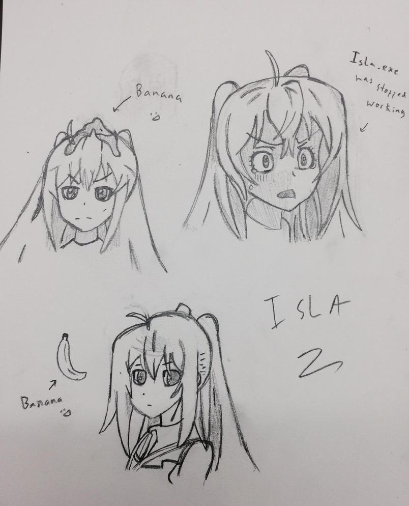 Isla by werdnasremos