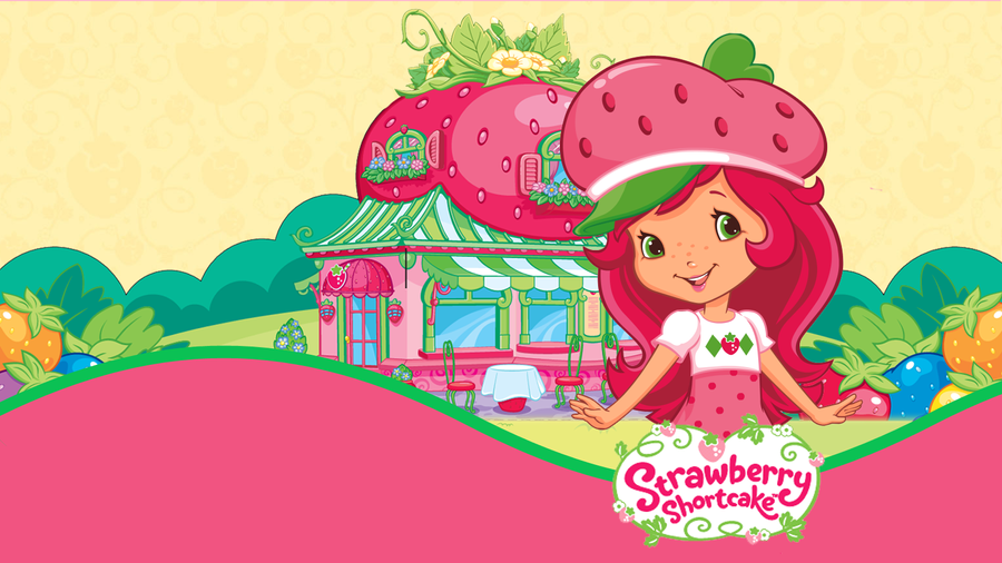 Hasbro Strawberry Shortcake By PriMagnus2008