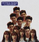Pack render Lee Jong Suk/ Han Hyo Joo