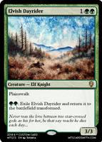 Elvish Dayrider by SpecialGuestStar