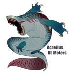 Acheilus, The Vengeful Leviathan