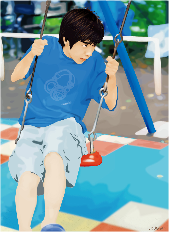 swing by mayleann