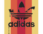 Adidas oiled concept
