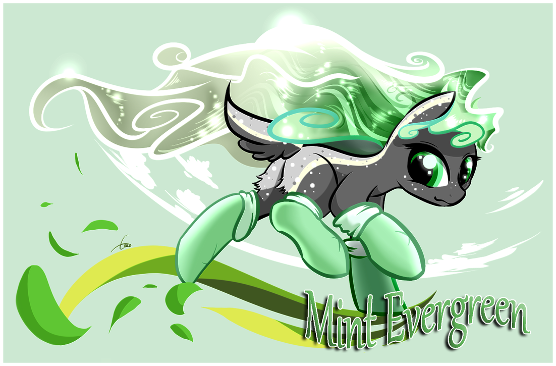 Request MintEvergreen by pupupu6000