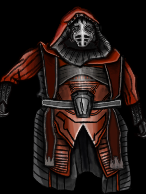Sith Lord by Tinny3
