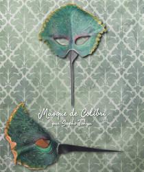 Hummingbird Mask