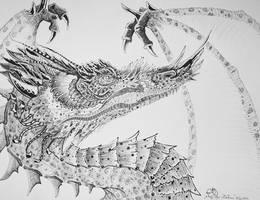 Belenos the dragon