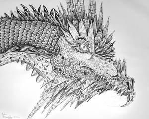 Modron - The Earth Dragon