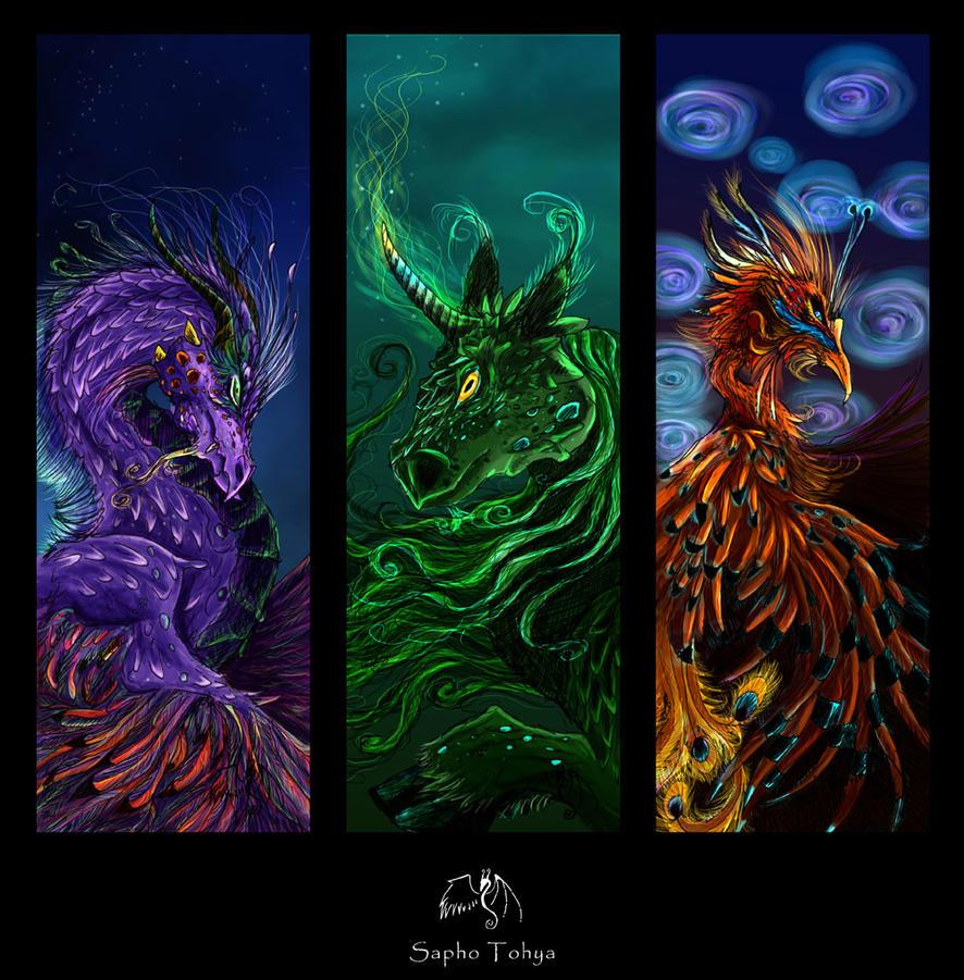 Chaos greek mythology